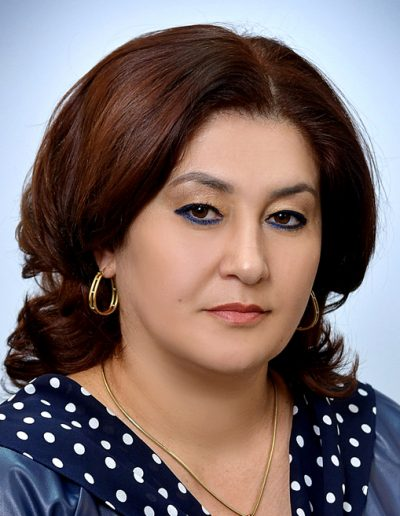 Валиева Эльмира  Эльбрусовна