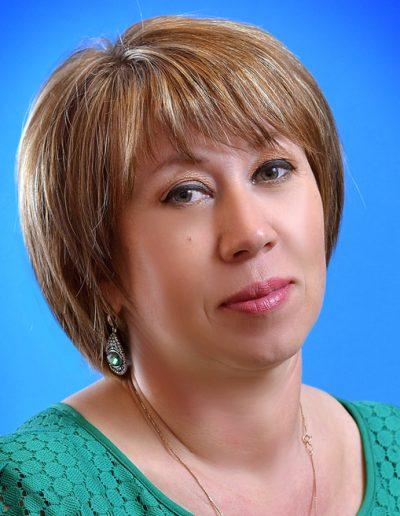 Слюсарь Наталья  Витальевна