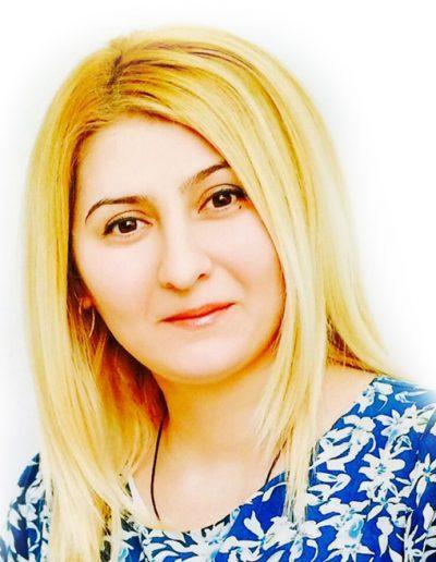 Бутаева Карина Шотаевна