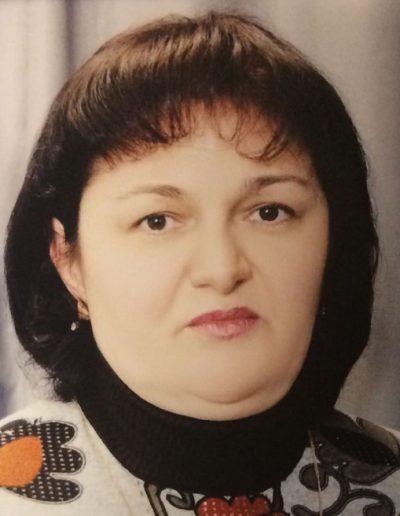 Сугарова Валентина  Савельевна