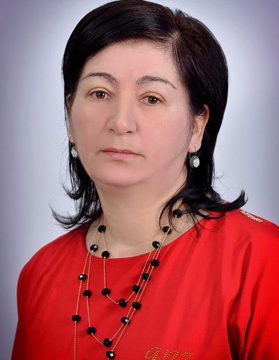 Гуацаева Залина Юрьевна