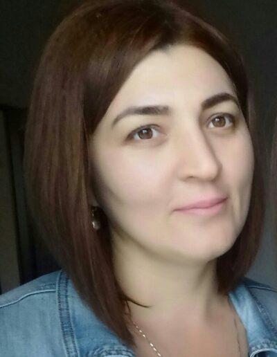 Томаева Оксана Владимировна