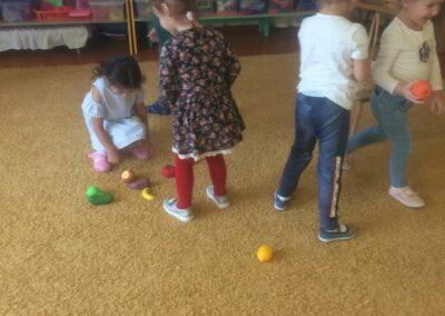 Играем «Собираем урожай»