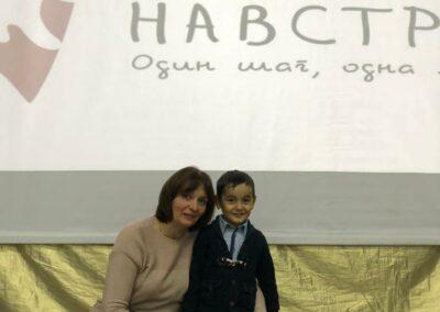 Ещё участник фестиваля «Шаг навстречу» для детей