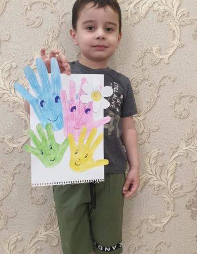 Битаров Аслан -Дружная семейка