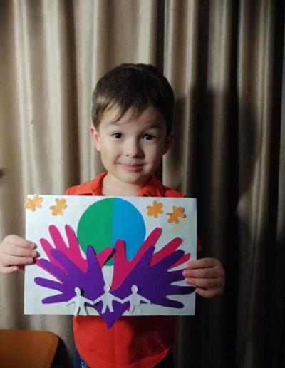 Бурдзиев Ахсартаг - Сбережём планету для детей