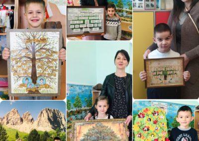 Выставка 'Древо семьи'